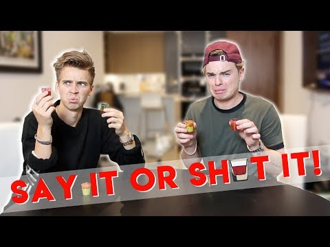 SAY IT OR SHOT IT ft. ThatcherJoe