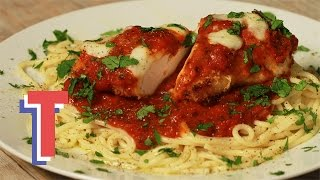 Chicken Parmigiana | Good Food Good Times S1e3/8