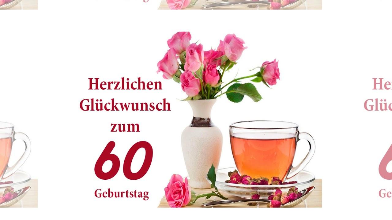 60 Geburtstag Gluckwunsche