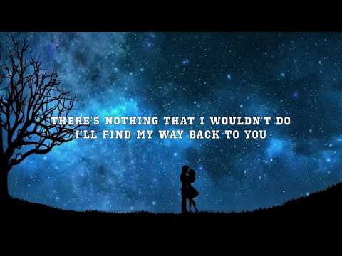 Eric Arjes - Find My Way Back (Lyrics)