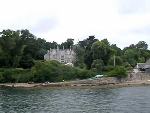 A Boat Trip up the River Fal 10th July 2010.m4v
