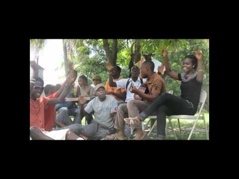 Feeling Leogane Haiti