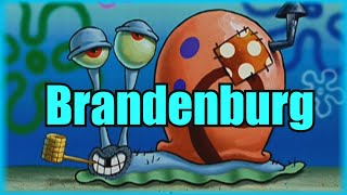 Bundesländer #2 portrayed by Spongebob [Deutsch/German]