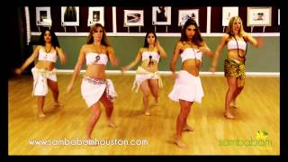Sambabom Dance Houston Ziriguidum cover