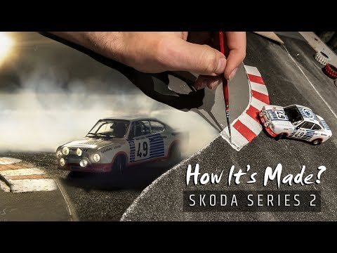 ŠKODA Model Car Photography #2 | FigsFanPhotos thumbnail