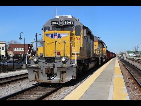 [HD] Chicago Area Railfan Trip 2017 Day 1: Franklin Park and LaVergne/Berwyn (04/17/17)