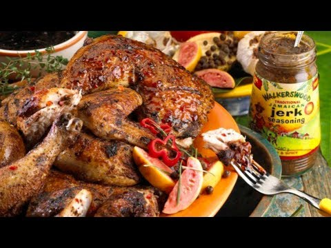 HOW TO COOK THE BEST JAMAICAN JERK CHICKEN