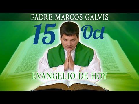 Evangelio de Hoy Lunes 15 de Octubre de 2018 - Padre Marcos Galvis #Evangelio deHoy