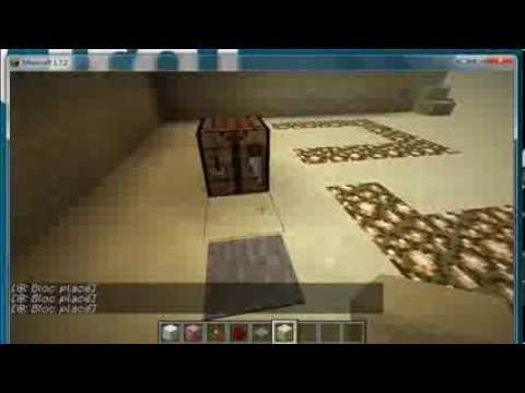 comment crafter une table de craft 1