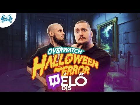 Junkenstein 2017-ben is Para│Overwatch Halloween HUN magyar