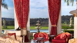 Extravagant Mediterranean Estate | $10,998,000
