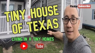 Tiny Homes Of Texas