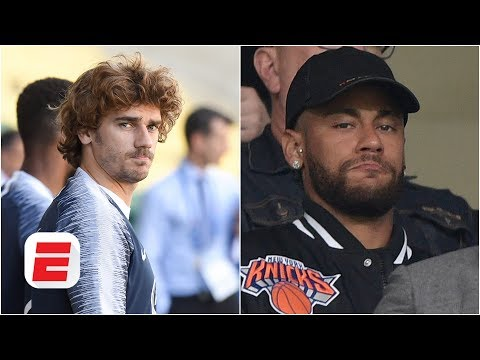 Are Barcelona using Neymar as a bargaining chip to lower Antoine Griezmann's price? | Transfer Talk