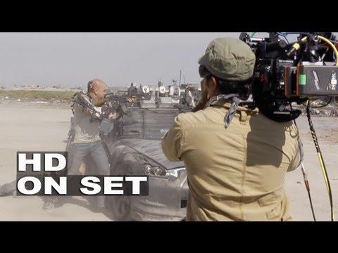Elysium: Behind The Scenes Part 2 Of 3