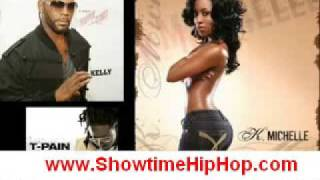 R. Kelly Ft. T-Pain & K Michelle - Number One (Remix) [UNRELEASED 2009]