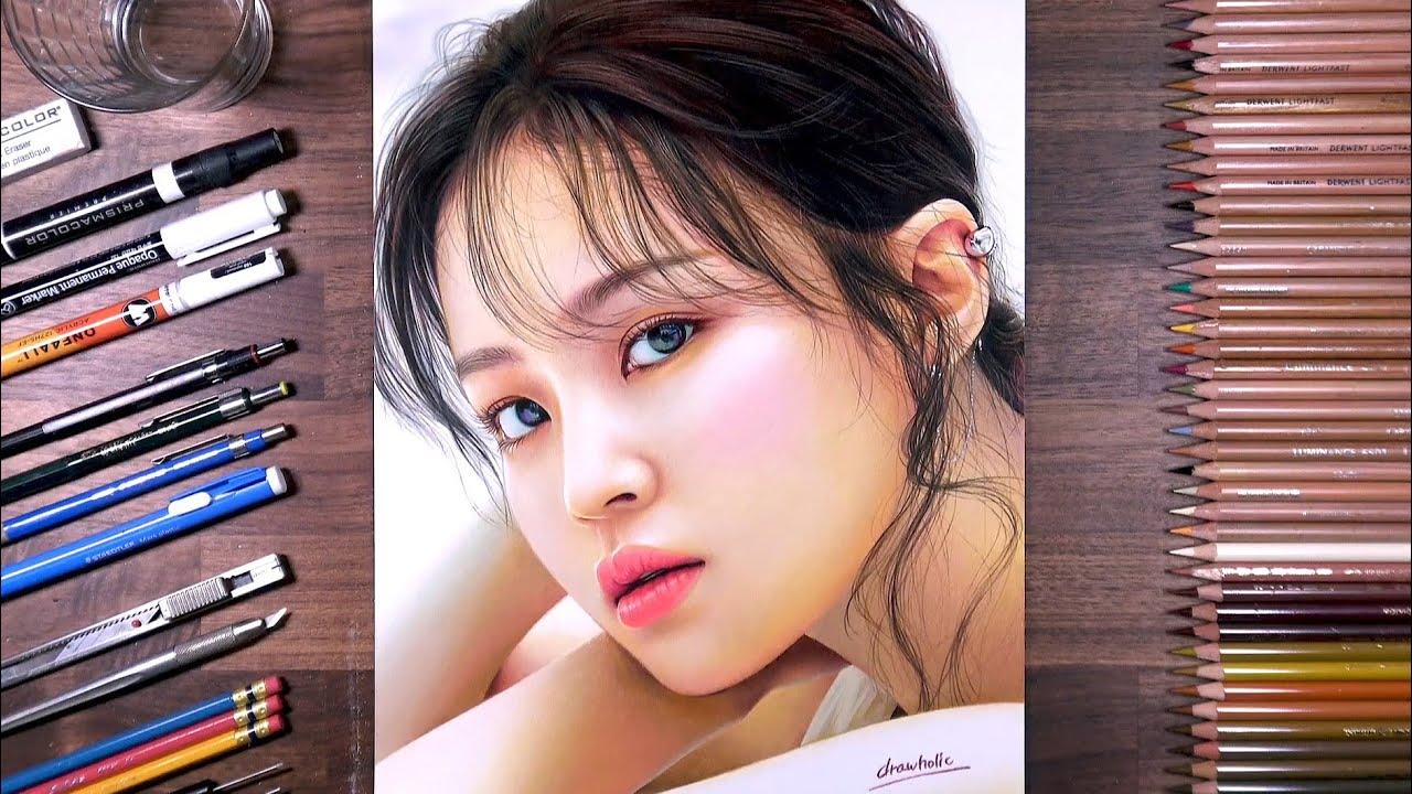 Drawing Lee Hi | drawholic