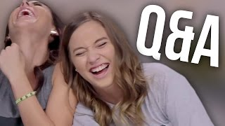 WHEN WILL LILY & JOSLYN DATE? Q&A (Beauty Break)