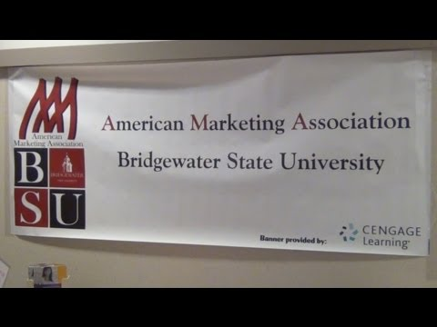 American Marketing Association at Bridgewater State University