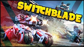 Switchblade -  HIGH OCTANE FREE-TO-PLAY ACTION! - Switchblade Gameplay