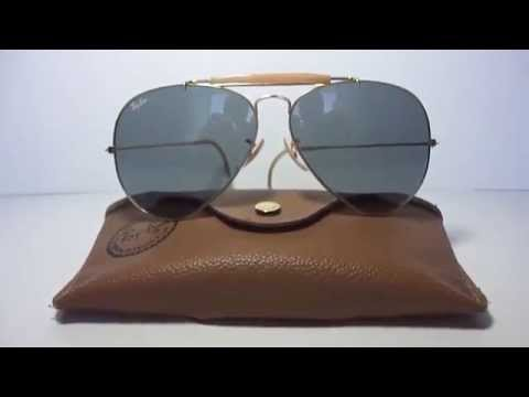 4a1449ff03 Lentes Ray-Ban Originales U.S.A - YouTube