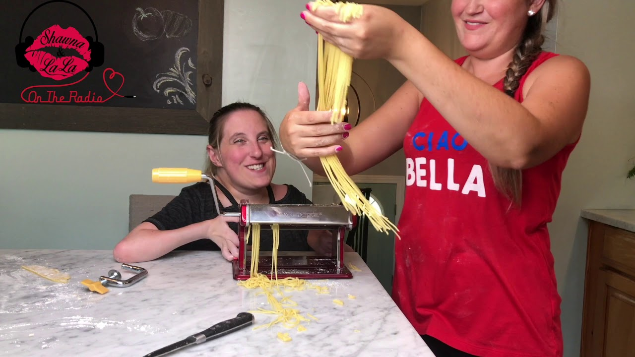 Making Homemade Pasta with Ovente Pasta Maker