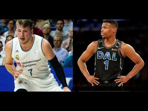 new arrival 72805 e88be Luka Doncic and Dennis Smith Jr. Mixtape - Sucker for Pain