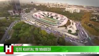 Yeni Vodafone Arena Stadyumu - Beikta
