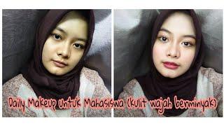 MY DAILY MAKEUP ROUTINE | Makeup simple sehari-hari untuk hangout ataupun kekampus