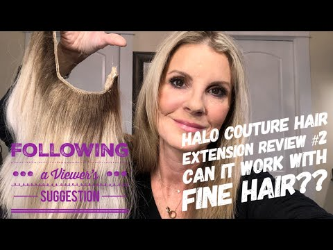 HALO COUTURE HAIR EXTENSION Updated Review