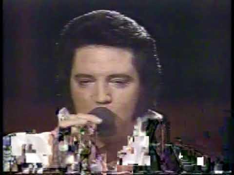Elvis Presley Last Concert Tour 1977 CBS Special