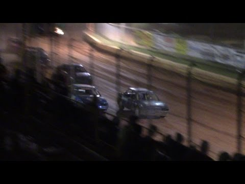 Toccoa Speedway Front Wheel Drive Feature Race 6/11/16