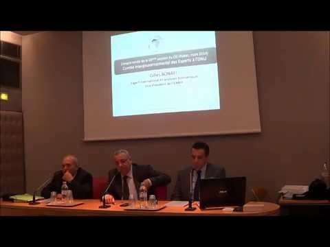 Conférence de l'IEMEP du 24 mars 2014 au Palais du Luxembourg partie 1
