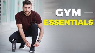 10 GYM ESSENTIALS EVERY GUY NEEDS | Workout Essentials | Alex Costa
