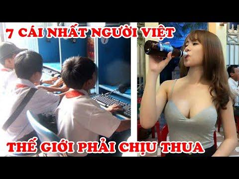 Người Nước Ngoài Bái Phục 7 Cái Nhất Của Người Việt Nam Không Thể Phá Vỡ