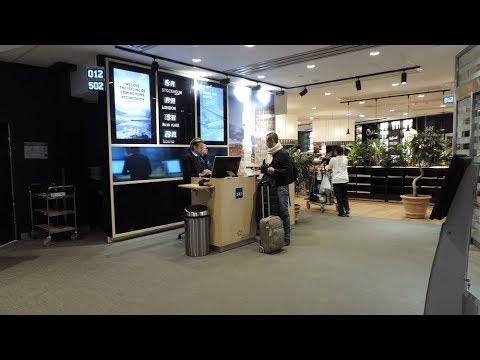 SAS Gold Lounge, Stockholm T5 (ARN)