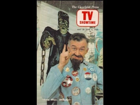 parma place skits from the old 60's Ghoulardi show....