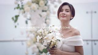 YOUR EXQUISITE WEDDING AT DOLCE HANOI GOLDEN LAKE