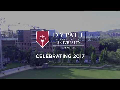 Celebrating 2017 | D Y Patil University
