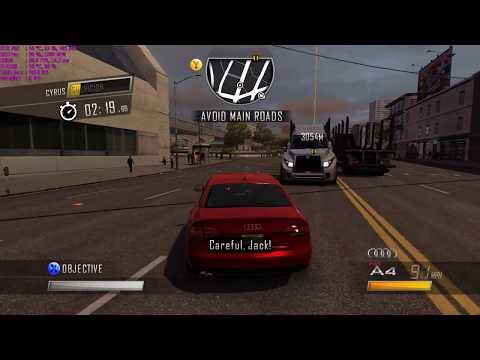 "Driver: San Francisco Walkthrough Part 28 - ""Stunt: Paper Money"""