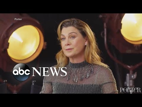 Ellen Pompeo's drop the mic interview moment: 'I don't see enough color'