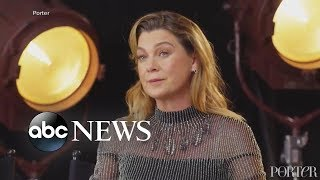 Ellen Pompeo's drop the mic interview moment: 'I don't see enough color'