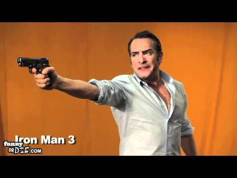 Jean Dujardin's Villain Auditions