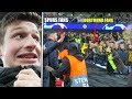 BORUSSIA DORTMUND FANS RUN OVER TO SPURS END BVB Vs Spurs Heung Min Son 손흥민 孫興慜 GOAL mp3