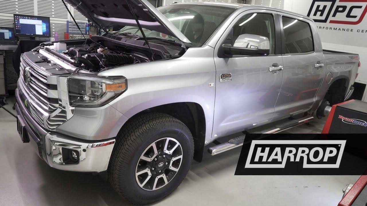 Toyota Tundra Supercharger >> Harrop Tvs2650 Supercharged 2019 Texas Edition Tundra