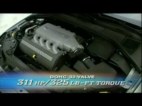Motorweek Video of the 2007 Volvo S80