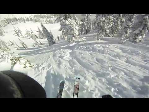 Fernie Powder Skiing- GoPro HD Hero