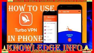 #Turbo VPN Lite Innovative Connecting App Review#Free VPN Proxy Server & #Fast VPN@KNOWLEDGE INFO screenshot 2