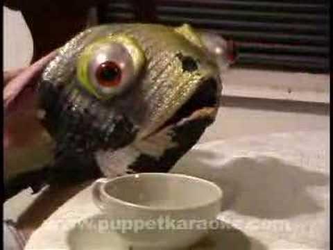Puppet Karaoke Ep 5 Oil Slick Gang Make Coffee Not Oil pt1