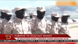 """Irak'tan Türkiye'ye küstah tehdit! """"Gerekirse askeri müdahale olur"""""""