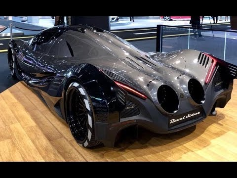 TOP 10 MOST EXPENSIVE SUPERCARS & SPORTCARS 2019